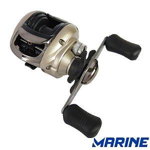 Carretilha Dourada Elite 6.3:1 3000 HI - 3 Rolamentos - Marine Sports