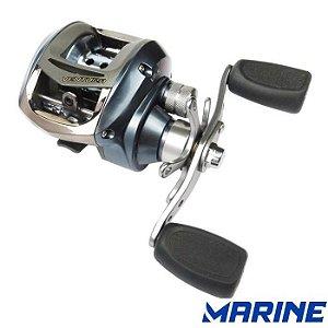 Carretilha Azul Ventura 7.0:1 VT5 SHI - 4+1 Rolamentos - Marine Sports
