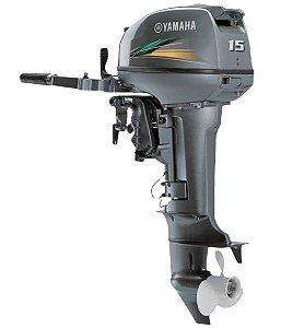 Motor de Popa 15HP 2 Tempos - YAMAHA