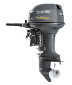 Motor de Popa 40HP 2 Tempos - YAMAHA