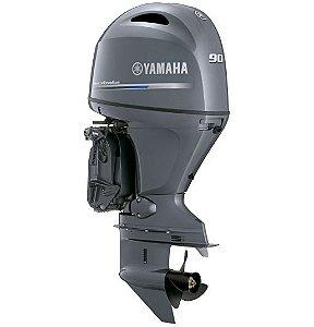 Motor de Popa 90HP 4 Tempos - YAMAHA