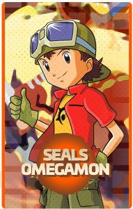 Seal Omegamon Server