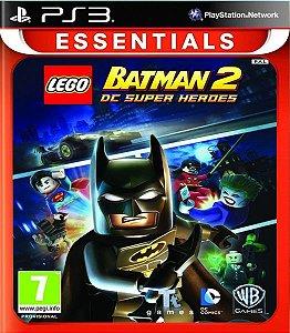 Batman 2 Dc Super Herdes jogo para PS3