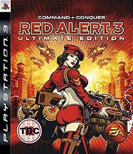 Red Alert 3 jogo para PS3
