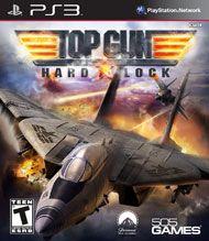 Top Gun Hard Lock jogo para PS3