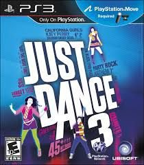 Just Dance 3 jogo para PS3