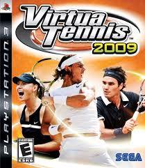 Virtua Tennis 2009 jogo para PS3