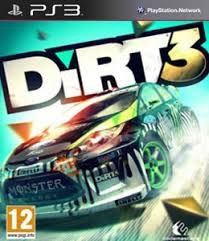 Dirt 3 jogo jogo para PS3