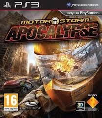 MotorStorm Apocalypse jogo para PS3