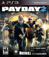 Payday 2 jogo para PS3