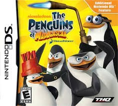 The Penguins of Madagascar jogo para Nintendo DS