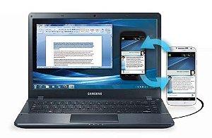 Notebook Samsung NP275E4E-KD1BR AMD E1 1.48ghz HD 320GB 4GB Win7