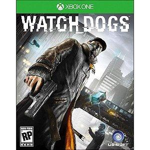 Watch Dogs jogo para Xbox One