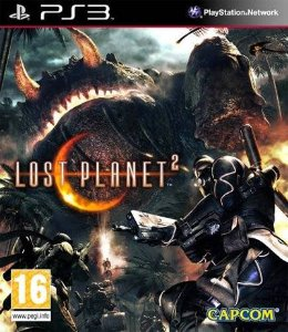 Lost Planet 2 jogo para PS3