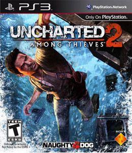 Uncharted 2 Among Thieves jogo para PS3