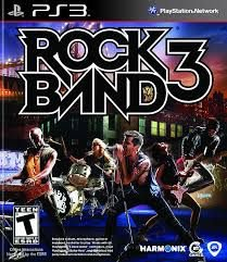 Rock Band 3 jogo para PS3