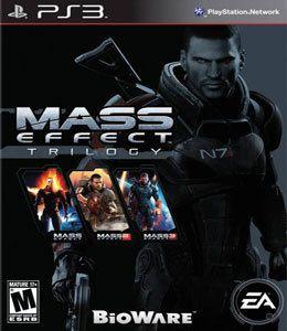 Mass Effect Trilogy para PS3