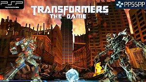 Transformers Reverb de The Paller jogo para PSP