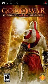 God of War Chains of Olympus jogo para PSP