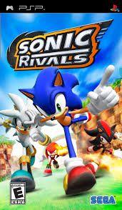 Sonic Rivals jogo para PSP