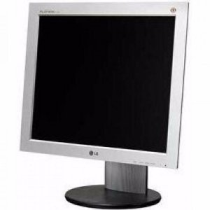 "Monitor LCD LG Flatron L1550S Resolução 1024x768 Tela 15"" polegadas"