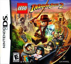 Lego Indiana Jones jogo para Nintendo DS