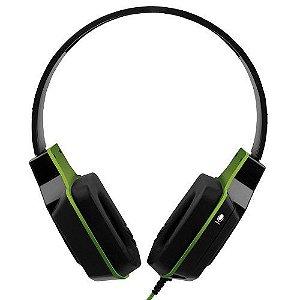 Headset Gamer Multilaser Cancelamento De Ruído P2 - Ph146
