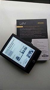 Leitor digital Lev - Com Luz  Leitor de livro digital leve e portátil Saraiva