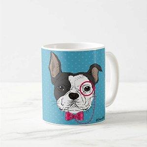 Caneca Pet de Bulldog Francês