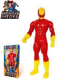 Boneco Heróis Da Toys - Magnum Super Toys