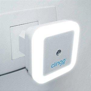 Luminária LED com Sensor - Square - Clingo