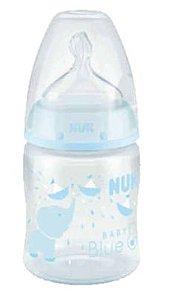Mamadeira First Choice Advanced S1 - Azul - NUK