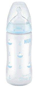 Mamadeira First Choice Advanced S2 - Azul - NUK