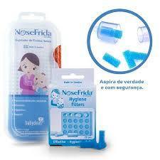 Kit Nosefrida + Refil - Babydeas