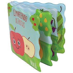 Livro de Banho - Conhecendo as Frutas - Buba