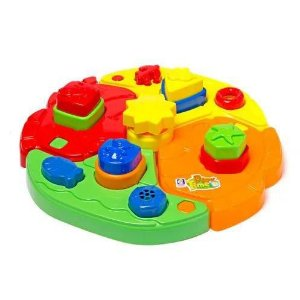 Quebra-Cabeça - Play Time - Cotiplás
