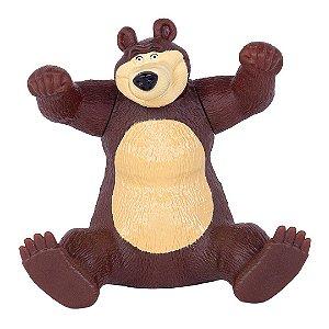 Boneco Urso da Masha 18cm - Cotiplás