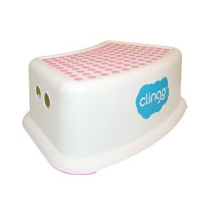 Degrau Dots - Rosa - Clingo