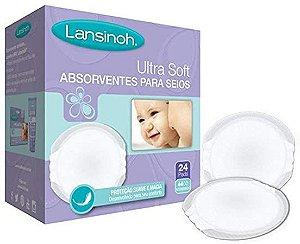 Absorvente p/ Seios Ultimante Protection C/24 Lansinoh