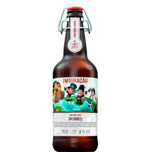 Cerveja 1824 Imigração Belgian Dubbel 500ml