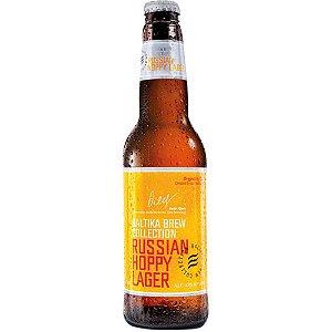 Cerveja Baltika 3 Hoppy Lager 440ml