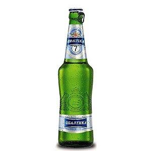 Cerveja Baltika 7 Export 500ml