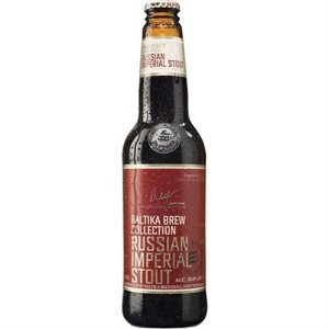 Cerveja Baltika Russian Imperial Stout 450ml