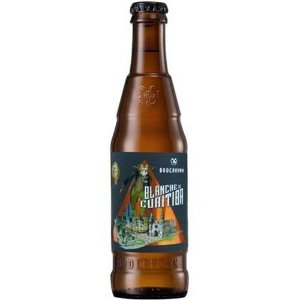 Cerveja Bodebrown Blanche de Curitiba 330ml