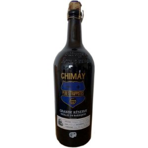 Cerveja Chimay Blue 2016 Cognac Oak Aged 750ml