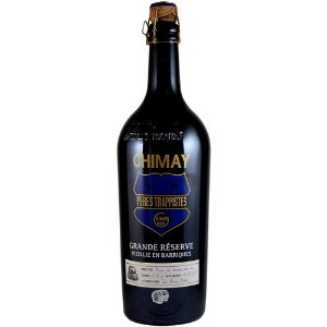 Cerveja Chimay Blue 2017 Rum Oak Aged 750ml