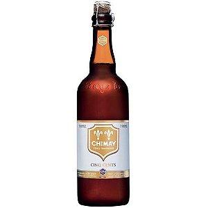 Cerveja Chimay Cinq Cents 750ml