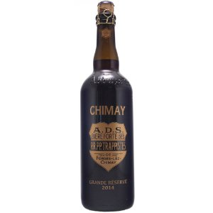 Cerveja Chimay Grande Reserve 2014 750ml