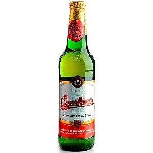 Cerveja Czechvar (Budweiser Budvar) 500ml
