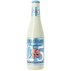 Cerveja Delirium Argentum 330ml
